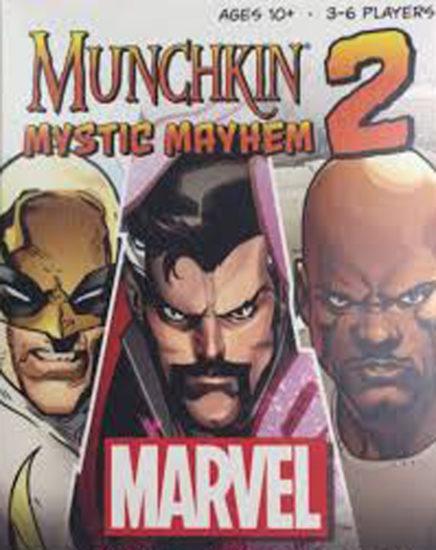 Манчкин Marvel 2