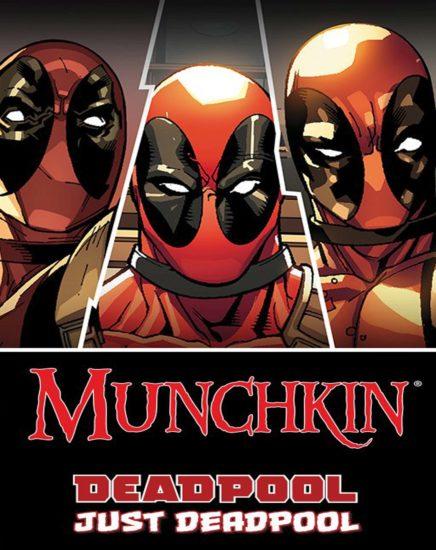 Манчкин Deadpool