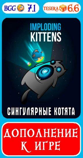 Сингулярные котята