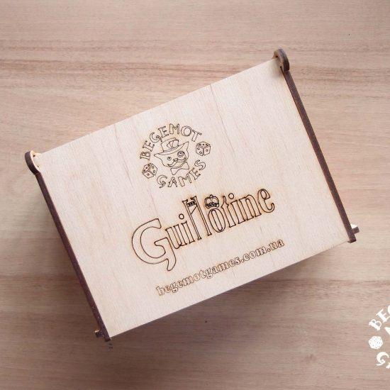Гильотина